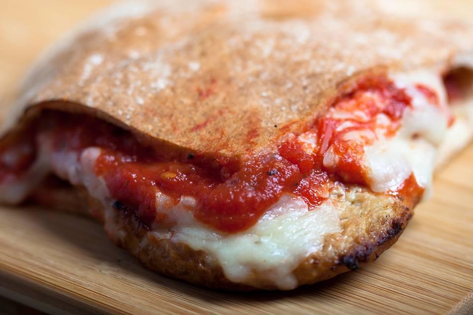 Pizza Style Sandwich