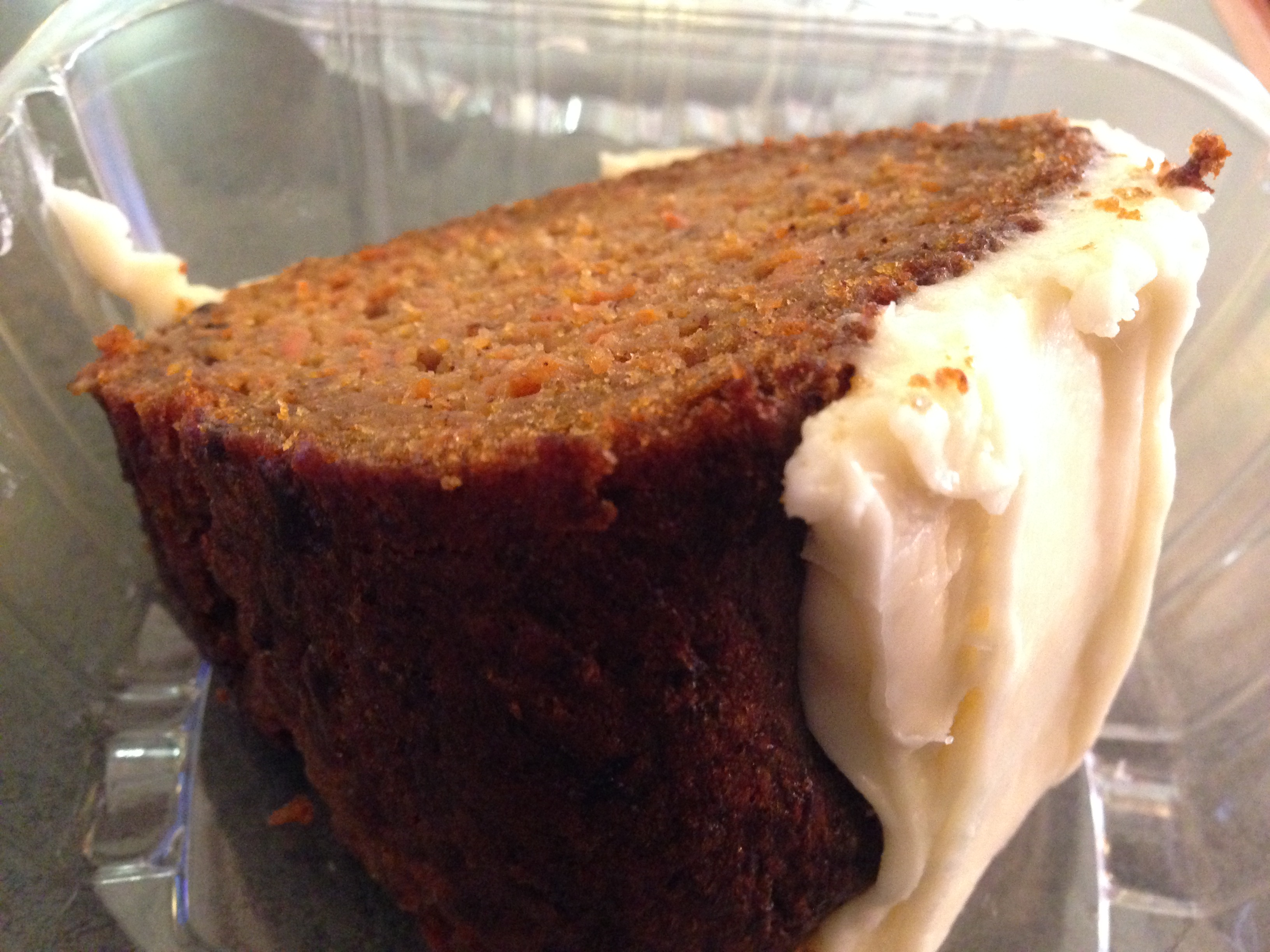 Eva's Famous Carrot Cake Attracts Fame